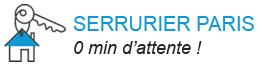 Serrurier Paris pas cher (0min. d'attente) - Tel : 01 84 14 81 97